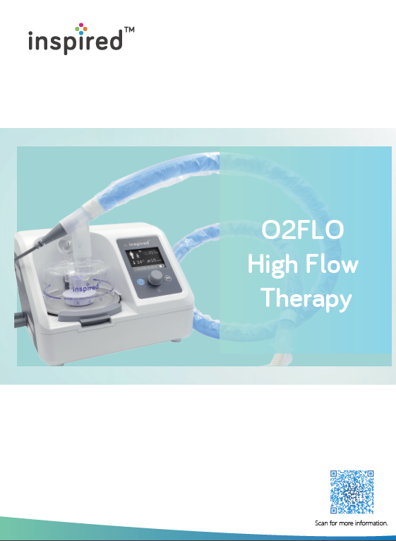 Inspired - O2FLO High Flow Therapy