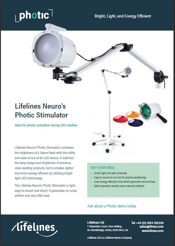 Lifelines - Neuro Photic Stimulator